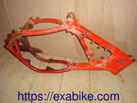 picture frame (red) CR 250