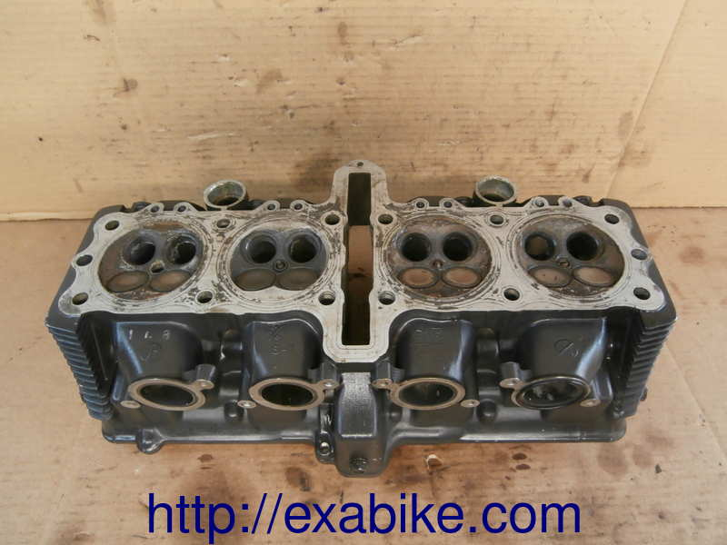 second hand cylinder head for GSXR 1100 - timoto com